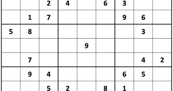 sudoku expert - Ecosia