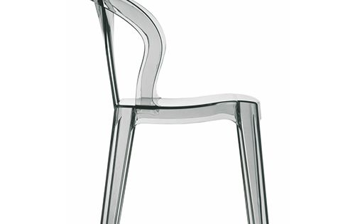 La silla tit de dise o italiano en policarbonato se - Sillas diseno italiano ...