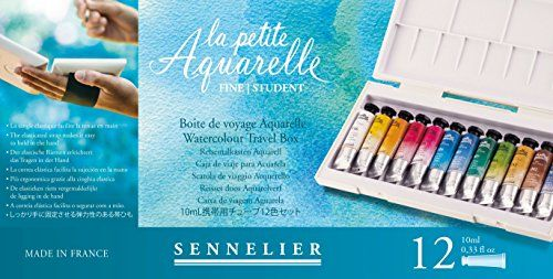 Sennelier La Petite Aquarelle 12 10ml Tubes Sennelier Oil