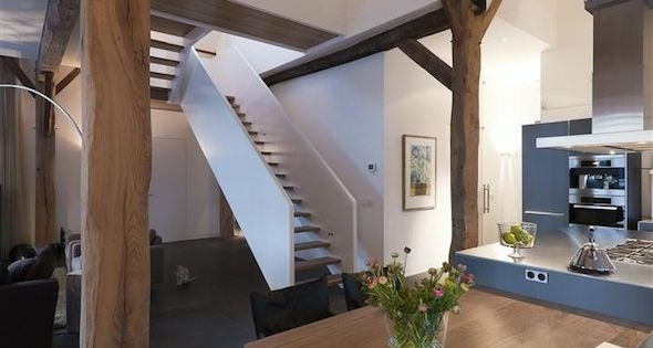 Interieur design by nicole fleur inspiration for Boerderij interieur ideeen