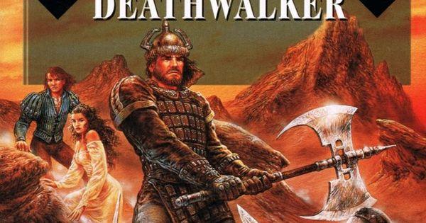 David Gemmell Book Cover Art : Deathwalker david gemmell i like books