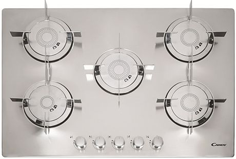 Candy Offers The Innovative Elite Hob A Perfect Synthesis Of Advanced Technology And Fine Materials The New Gas Hob Features An Ultra Thi Gas Hob Hobs Cooktop