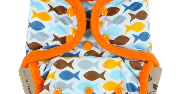 Goldfish Made in Europe Snaps Reusable /& Washable Petit Lulu SIO Complete