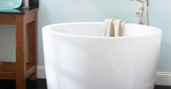 41 siglo round japanese soaking tub japanese soaking for Japanese tubs for sale