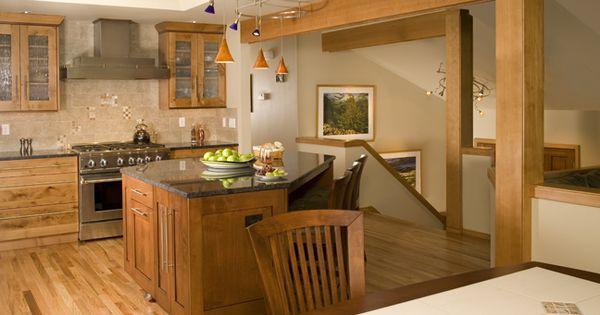 Split entry kitchen remodel riddle construction and for Split foyer kitchen remodel ideas
