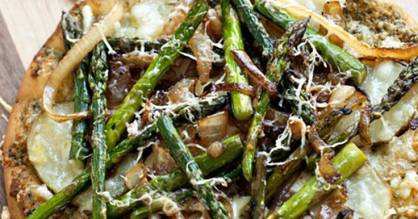 asparagus and potato flatbread potato asparagus and potato asparagus ...