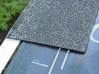 Installing Asphalt Roof Shingles On A Small House With Images