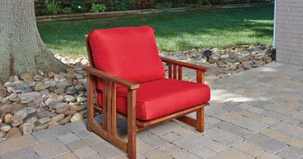 Backyard Creations Ashland Chair At Menards Backyard Creations Backyard Chair