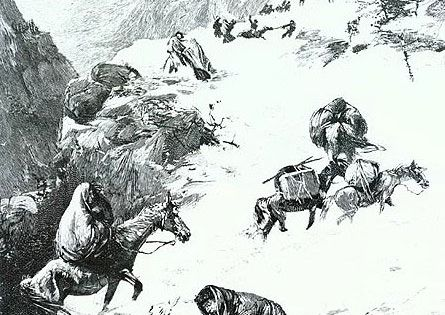 10 Haunting Details About The Donner Party's Deadly Journey