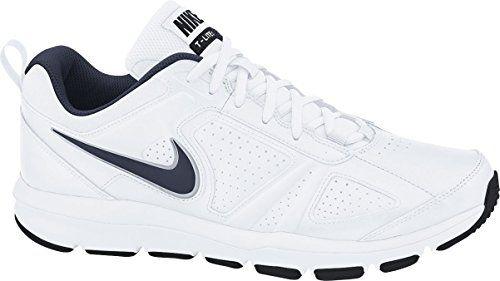 Nike Men T Lite Xi Outdoor Sports Shoes, White (WhiteObs