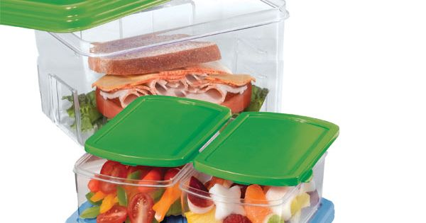 Fit Amp Fresh Lunch On The Go Set At Corningware Corelle