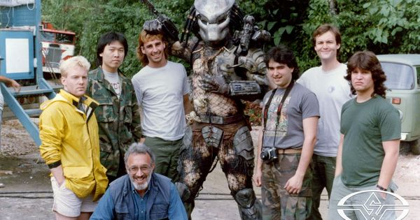 Team PREDATOR NEW VIDEO! Stan Winston's PREDATOR FX Crew 25 Year Reunion