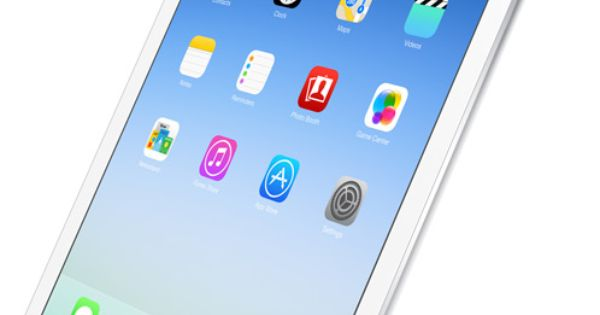 Just got my ipad air...it is so much lighter than my very ...