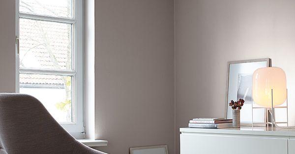 alpina alpina feine farben no 03 poesie der stille w rdevolles hellgrau zimmer. Black Bedroom Furniture Sets. Home Design Ideas