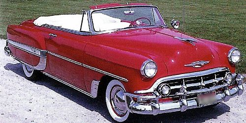 1950s Cars Chevrolet Photo Gallery Car Chevrolet Classic