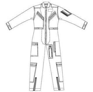 Propper Cwu 27 P Nomex Flight Suit In 2020 Flight Suit Flight Suits Suits