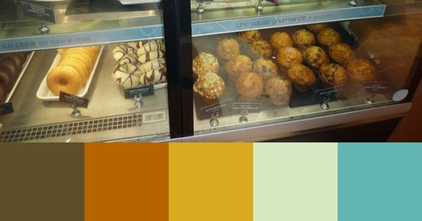 french food color scheme colourific pinterest color schemes