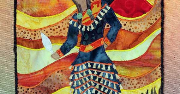 Native American Jingle Dress Dancer Quiltsy Wonderful