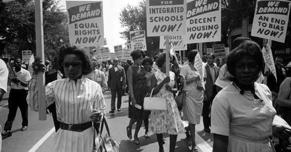 an introduction to the history of women in the civil rights movement 1998 marked the 150th anniversary of a movement by women to achieve full civil  rights in this country over the past seven generations, dramatic social and.