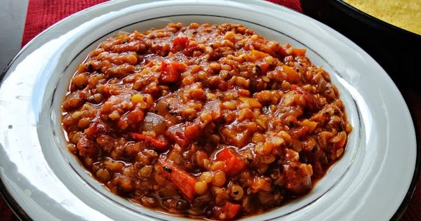 Lentils, Chili and Veronica on Pinterest