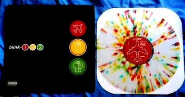 Sold Blink 182 Take Off Your Pants Jacket Vinyl Records Blink 182 Vinyl