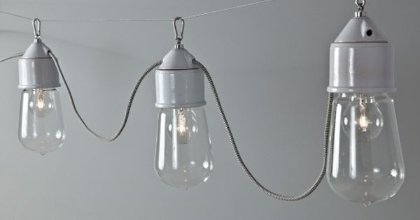 Suspension multiple ampoule sur c ble lampe de style for Suspension trois lampes