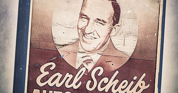 Earl Scheib Paint >> Earl Scheib Auto Painting | Vintage Signs | Pinterest | Paint, Cars and Colors