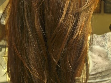 Long hair cut (love the layers) Hair Color and Makeover Inspiration