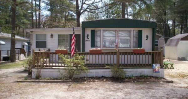 Skyline Mobile Home For Sale In Lewes De Mobile Homes For Sale Mobile Home Mobile Home Exteriors