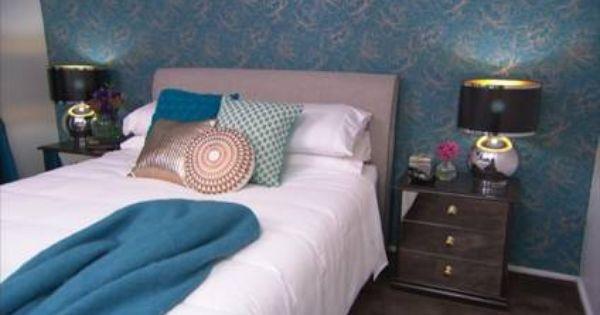 Lush Bedroom Makeover Part 2 Tara Dennis Better Homes And Gardens Better Homes And Gardens
