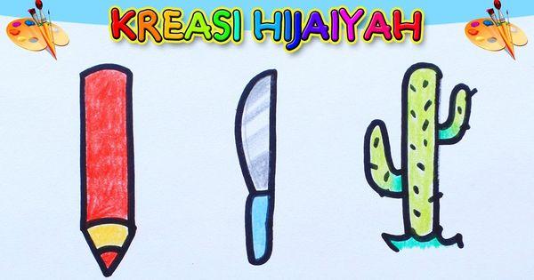 Kreasi Hijaiyah Alif Hijaiyah Kreatif Hd Jamal Laeli Kreatif