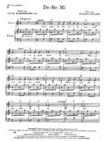 The Sound Of Music Do Re Mi Free Downloadable Sheet Music