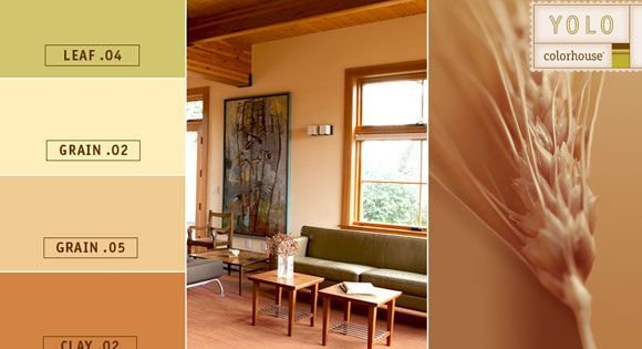 How to choose a color palette for your room warm colors room and warm color palettes - Choose color scheme every room ...