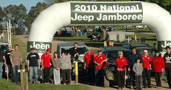 2010 National Jeep Jamboree Adelaide Jeep Club Jeep Jamboree