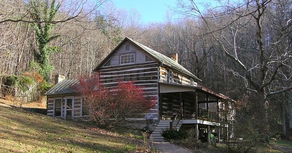 1850 log home spring valley in lexington for Cabin cabin vicino a lexington va