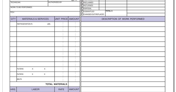 free hvac service forms template before you call a ac repair man visit my blog for some tips on