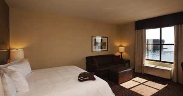 Hampton Inn Marquette Waterfront Hotel Mi King Room With