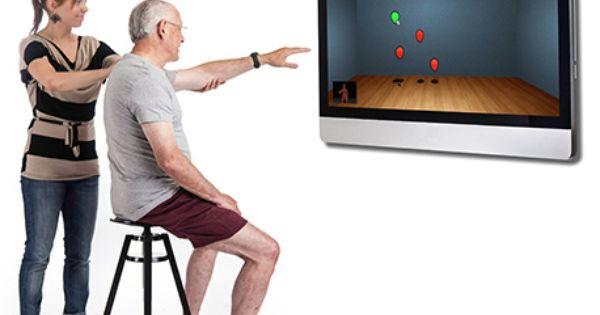 Kinect Rehabilitation Software Jintronix Physical Therapy Rehabilitation Equipment Rehabilitation