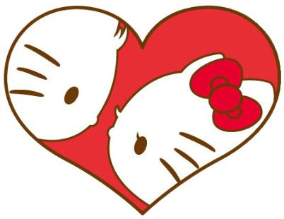 Hello Kitty and Dear Daniel love. | Things my sister would ...  Hello Kitty and...