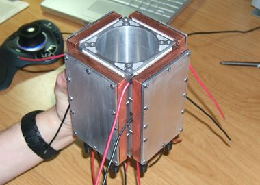 Cooling Blocks Peltiers And Chamber Electronics Projects Electronics Projects Diy Diy Electronics