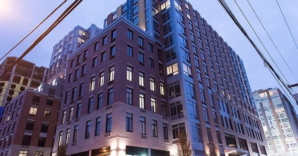 A Look Inside Jersey City S Newest Luxury High Rise Jersey City Luxury High Rise City