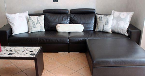 Come pulire il divano in pelle cleaning home pinterest - Pulire pelle divano ...