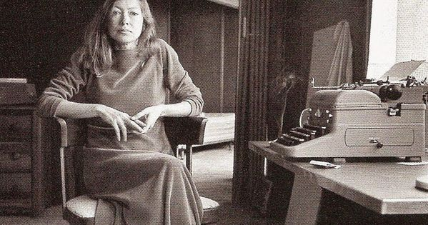 joan didion essays goodbye to all that