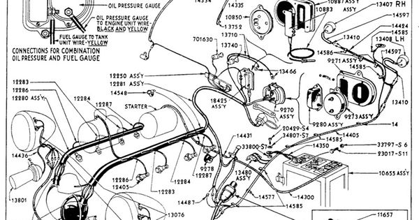 wiring diagram for 1936 ford