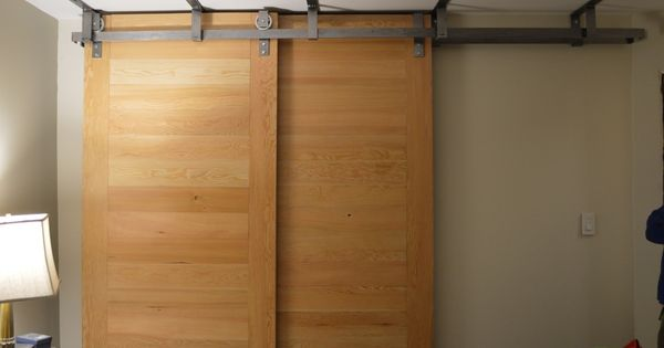 Floor To Ceiling Bi Pass Closet Doors By Billygoatgear