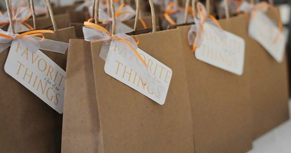 "girlfriends party idea - so much fun! A ""Favorite Things"" Party --"