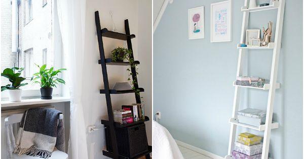 Estanter a escalera selecci n de compras decorar tu casa - Estanteria escalera ikea ...