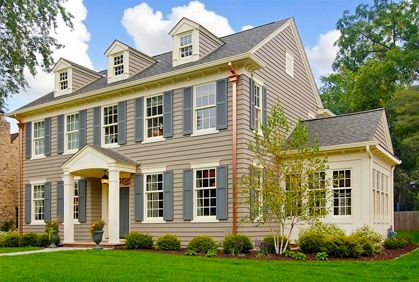 Most Popular Exterior House Colors Bing Images Exterior Paint Colors And
