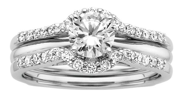 fred meyer jewelers 1 3 ct tw diamond solitaire ring. Black Bedroom Furniture Sets. Home Design Ideas