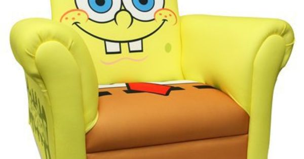Magical Harmony Kids Armless Chair Spongebob Kids Rocking Chair Baby Rocking Chair Rocking Chair